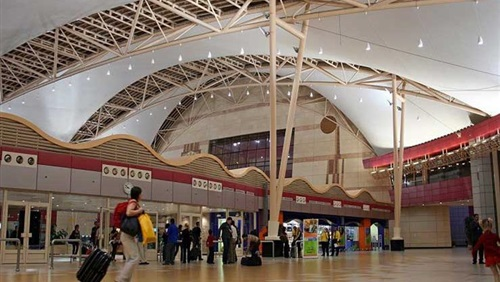 Minister of Aviation opens first phase of development at Sharm El Sheikh Airport