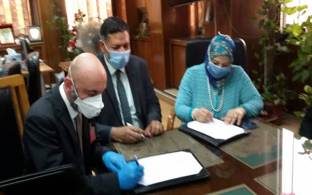 Egyptian Electricity signed a contract for the construction of Jabal Al Kamil transformer station, at a cost of 117 million pounds