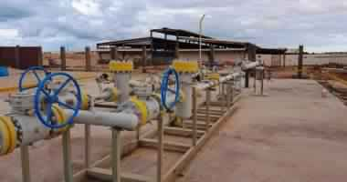 Petroleum: 480 million pounds in support of the delivery of gas to 600 thousand housing units