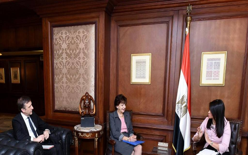 Egypt and the European Investment Bank agree to cooperate with 5 points in the future