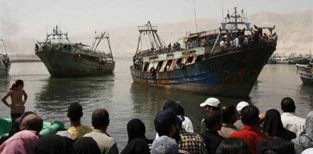 Return of 72 Egyptian fishermen detained in Yemen