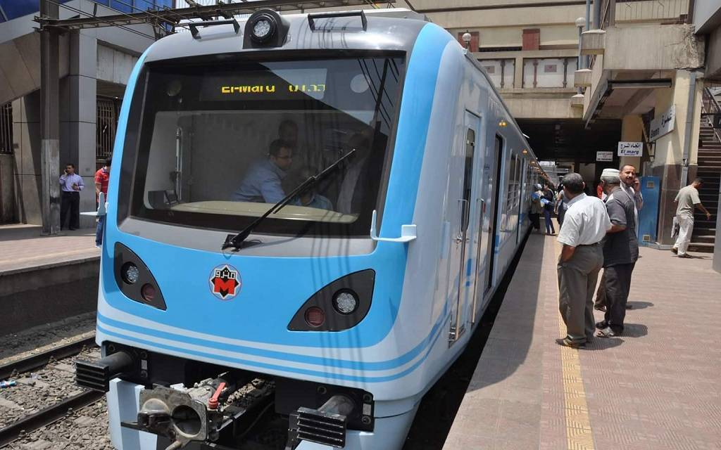 Egypt negotiating a French company to buy 34 trains for the metro