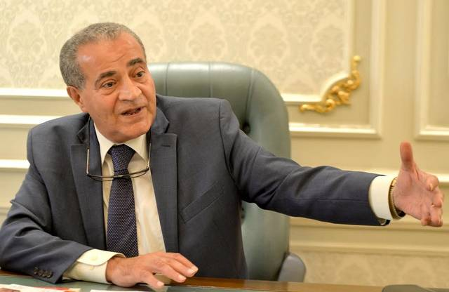 The Egyptian Minister of Supply: 2.7 million tons, the volume of domestic wheat supplies