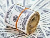 Because of the bank holiday, the dollar stabilizes today, at 15.65 pounds, for purchase
