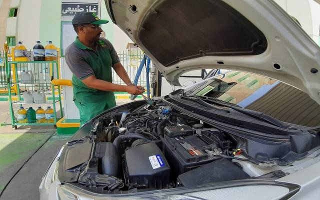 Egypt .. Converting 25 thousand cars to work with natural gas in the first half 2019-2020