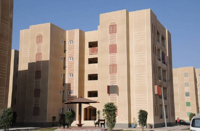 Housing The period of reserving the investment units in Port Said and Damietta is two weeks