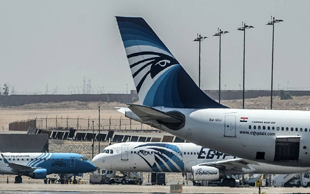 Egypt Air buys aircraft from Bombardier of Canada for $ 1.1 billion