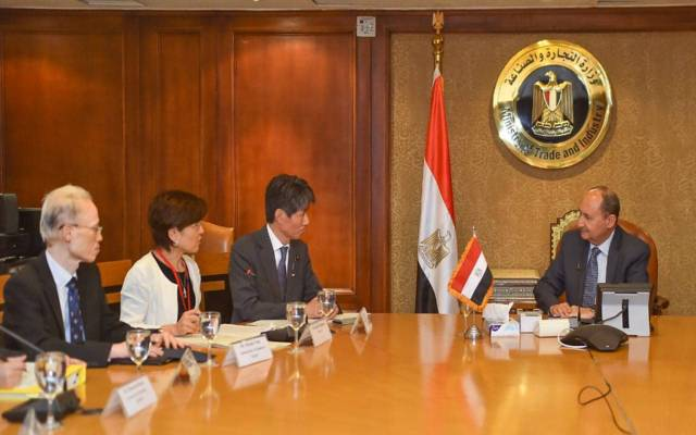 Egypt and Japan form committee to remove investment and trade barriers