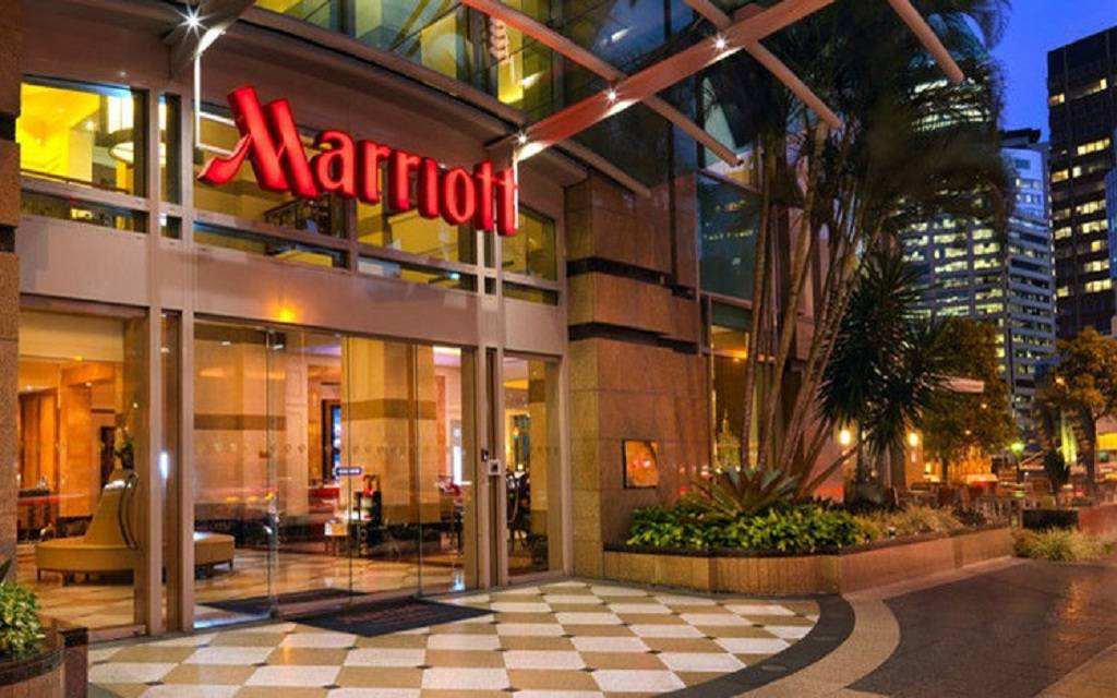 Marriott International intends to implement 3 hotels in the new city of Alamein