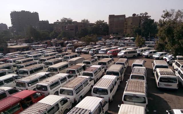 The Egyptian Minister of Industry is looking to replace old minibuses