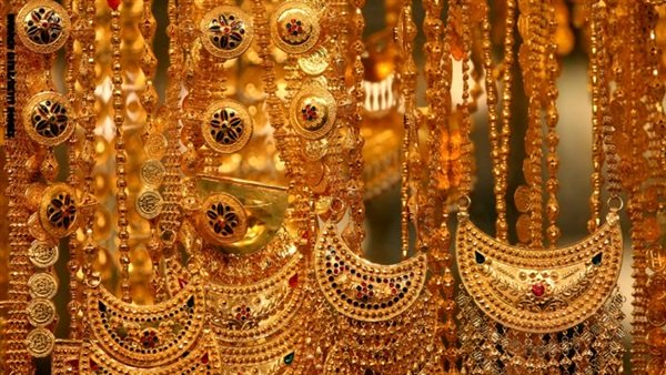 21 carat registers 662 pounds per gram .. Gold prices on Monday 25 -11-2019 ..
