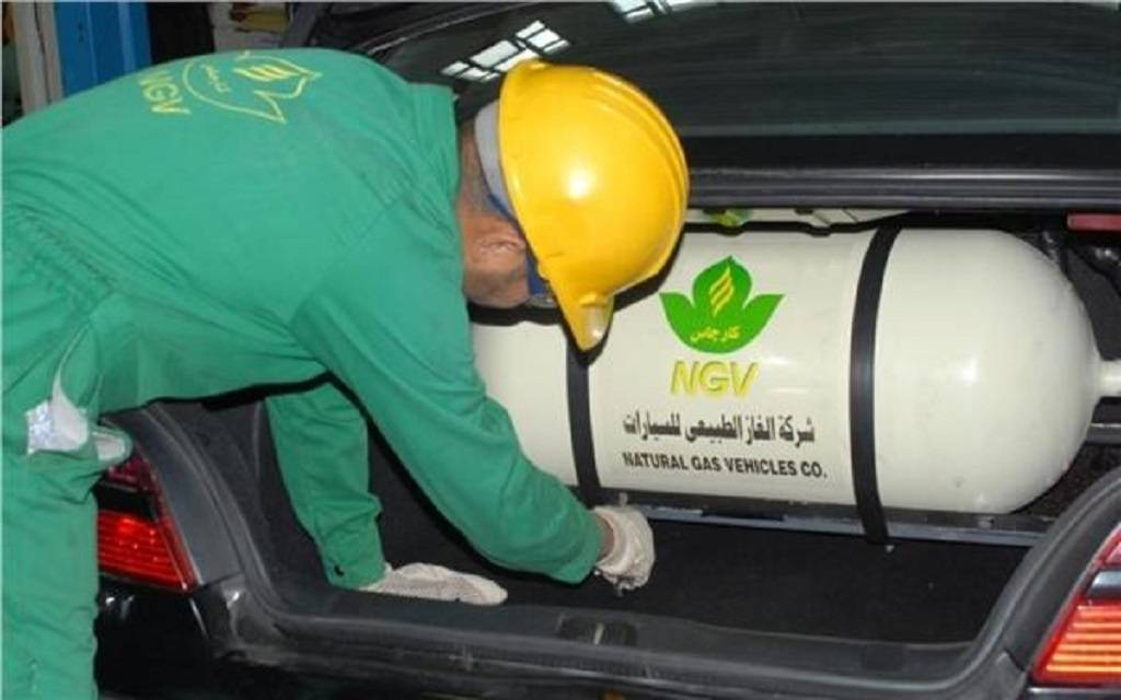 Egypt .. Converting 17 thousand cars to work with dual fuel within 4 months