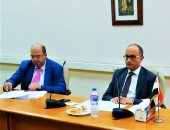 Trade discusses with a delegation of major Russian companies the developments of the industrial zone in Suez