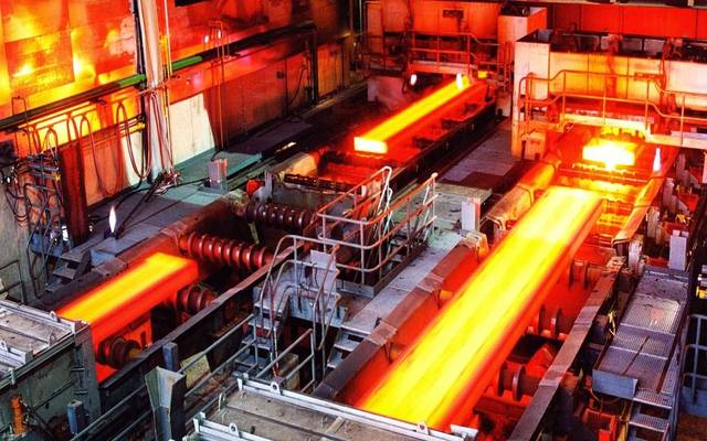Egyptian iron and steel sales fell to 43% in the first half