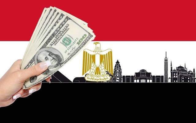 Strongly ... international funds are pumping $ 3 billion in new investment into Egypt within a month